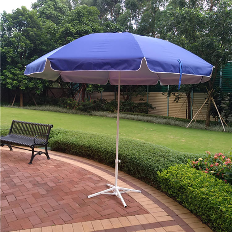 wholesale portable large size High quality UV proof sun umbrella parasol beach umbrella