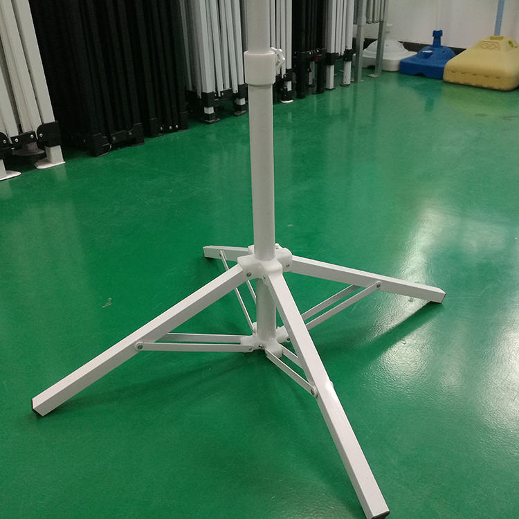 wholesale outdoor foldable metal steel beach umbrella stand parasol umbrella base